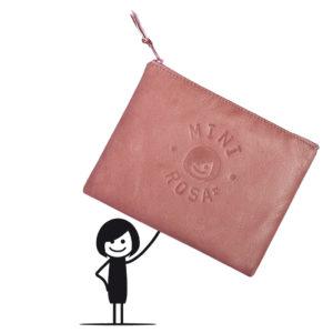 Mini Rosa + pochette 01